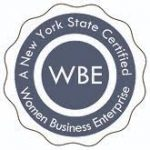 New York State Certified WBE Logo