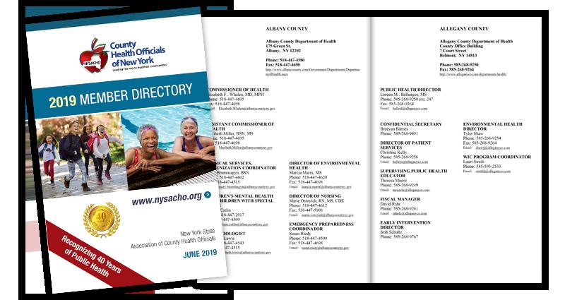 NYSACHO 2019 Directory
