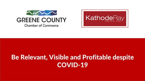 Be Relevant, Visible and Profitable despite COVID-19 Image