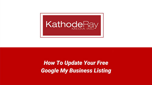 How To Update Your Free Google My Business Listing Image