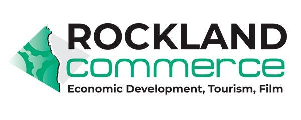 Rockland Commerce Logo Medium Size