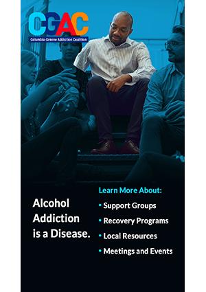Alcohol Addiction is a Disease Social Ad 3