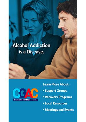 Alcohol Addiction is a Disease Social Ad 4
